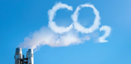 CO2 in the clouds
