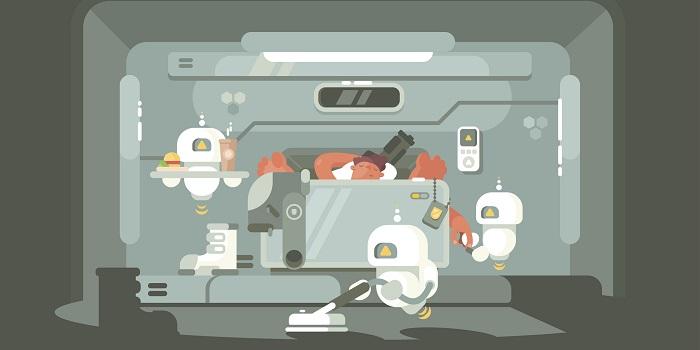 Robotar kommer sköta mer sysslor i framtiden. Bild: jossdim/Thinkstock